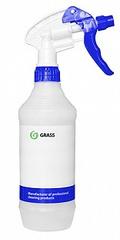 бутылка grass с проф. триггером (500 мл) (синяя)