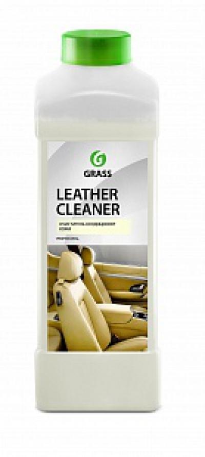 очиститель-кондиционер кожи leather cleaner (канистра 1 л)