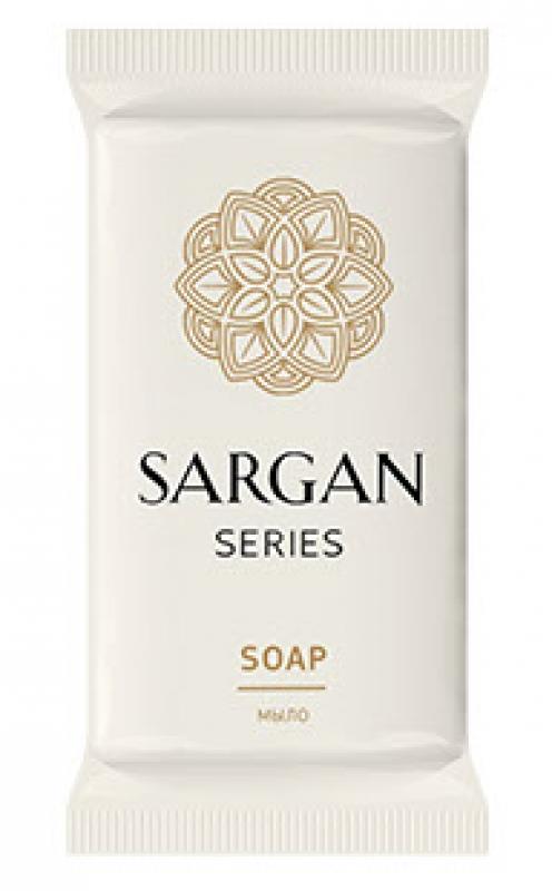 мыло «sargan» (флоу-пак)новинка