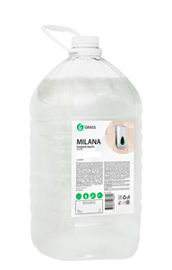 жидкое мыло  milana эконом новинка