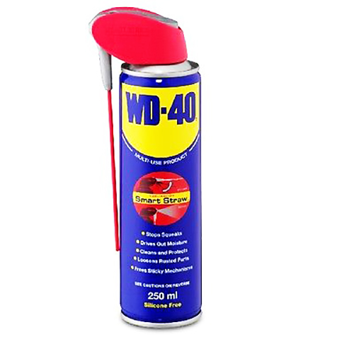 wd-40 универсальная смазка 250 мл