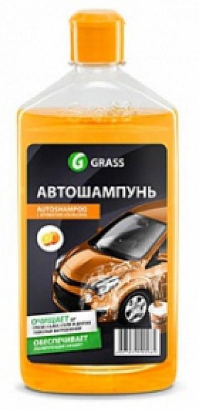 автошампунь universal с ароматом апельсина (флакон 500 мл)
