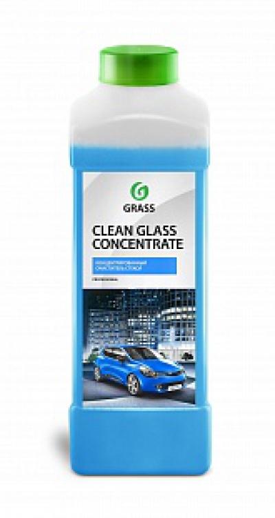 средство для очистки стекол и зеркал clean glass concentrate (канистра 1 л)