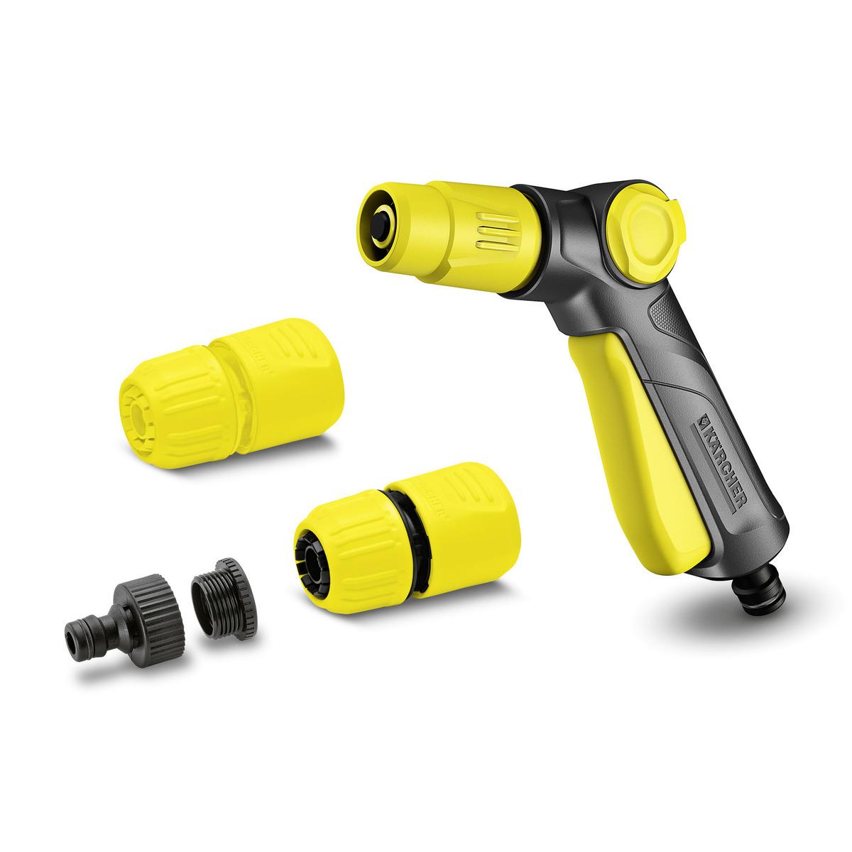 Соединительный комплект с пистолетом для полива