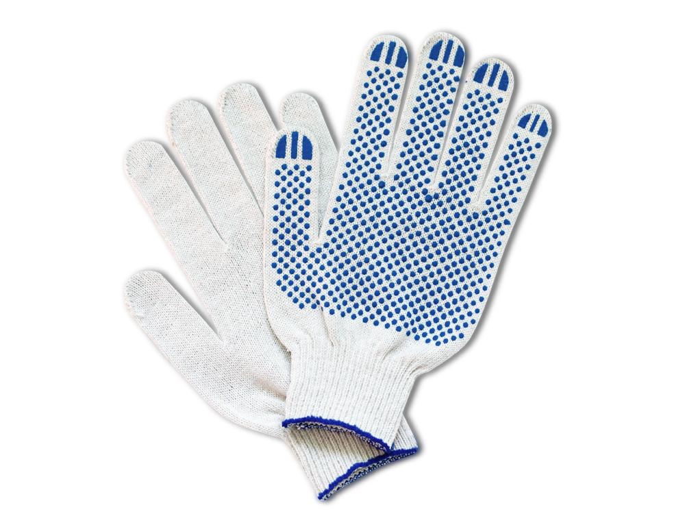 Перчатки ПВХ 5 нитей