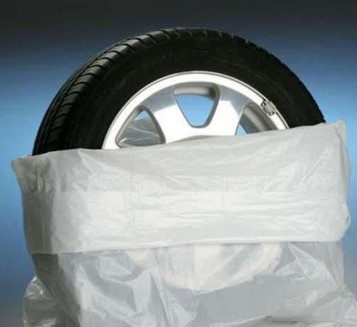 Пакет для шин и дисков 100 шт  (1100х400+700) 15мкр