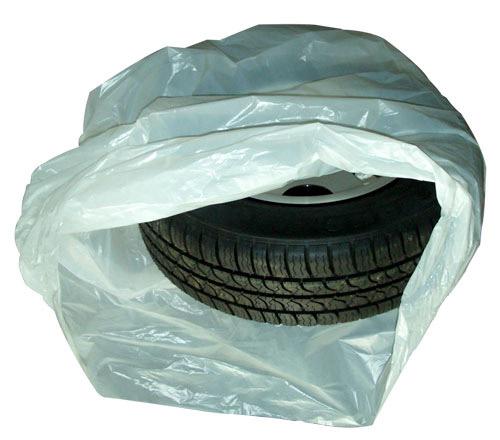 Пакет для шин и дисков 100 шт  (1300х400+700) 17мкр