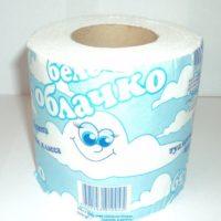 Туалетная бумага ОБЛАЧКО