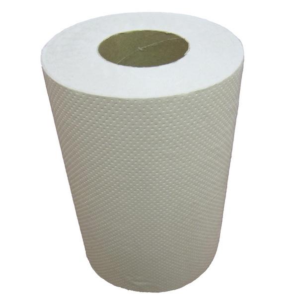 Бумажные полотенца в рулонах (230)