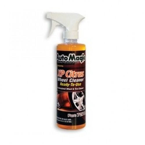 XP CITRUS WHEEL CLEANER™          Поддержание чистоты дисков