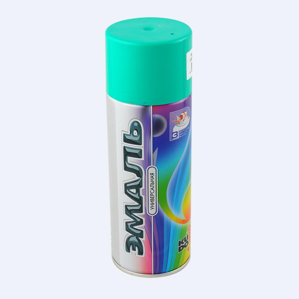 """Краска """"KUDO"""" светло-зеленая (520 мл) (аэрозоль)"""