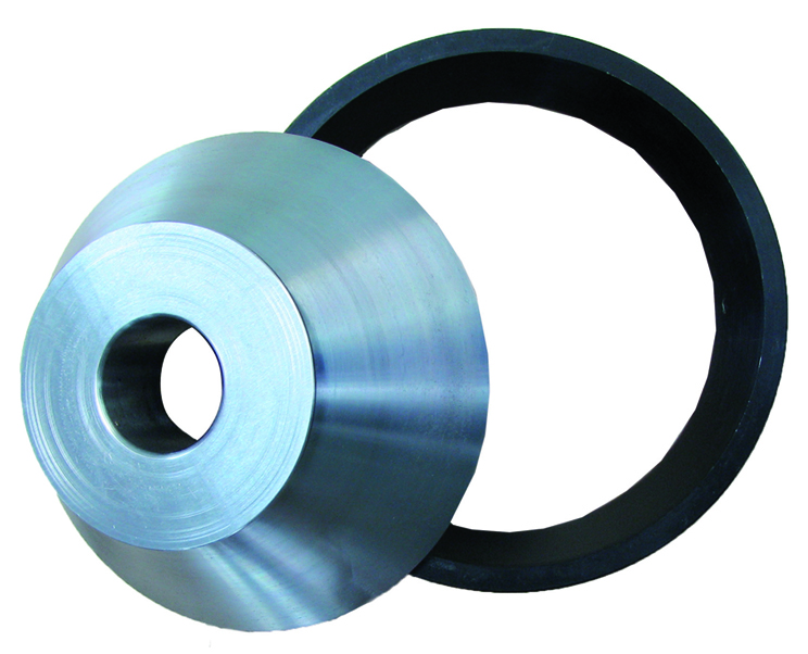 Конус с кольцом D 97-160 мм для установки колес c большим центральным отверстием