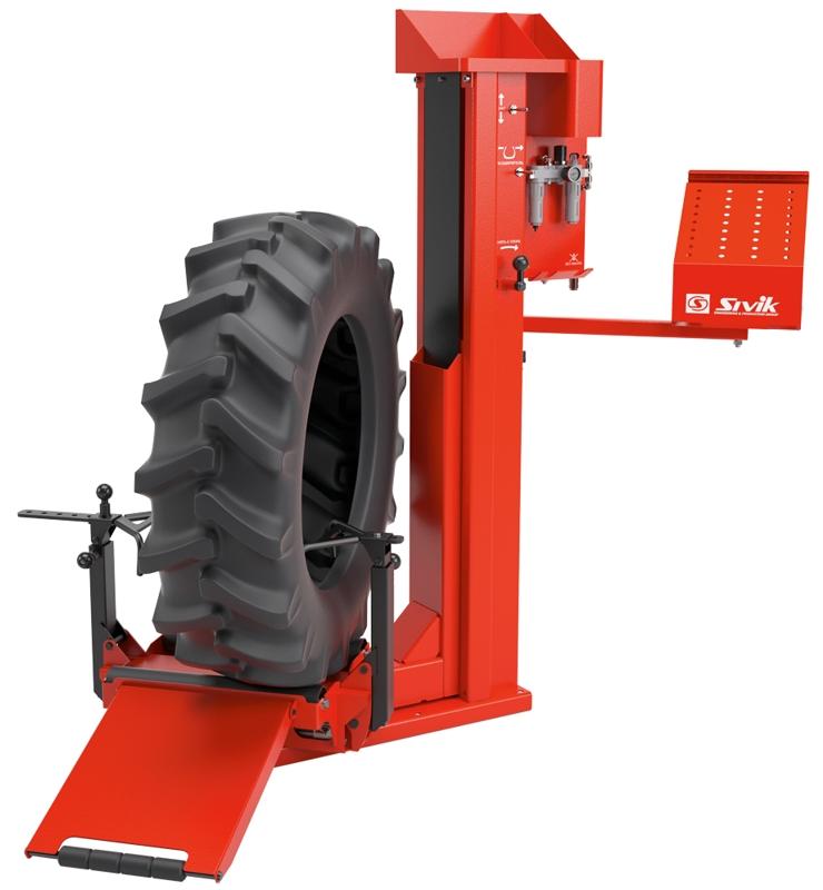 Борторасширитель для грузовых шин (стационарное рабочее место)