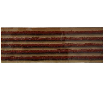 """Жгут """"рыжий"""", длина 200 мм, толщина 6мм, (в упаковке 30 шт.). Цена в прайс-листе указана за упаковку."""