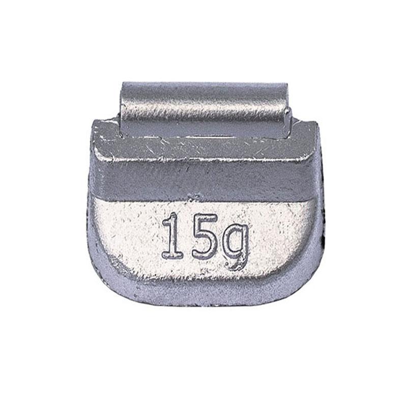 Груз балансировочный 15 грамм (упак./100шт.)
