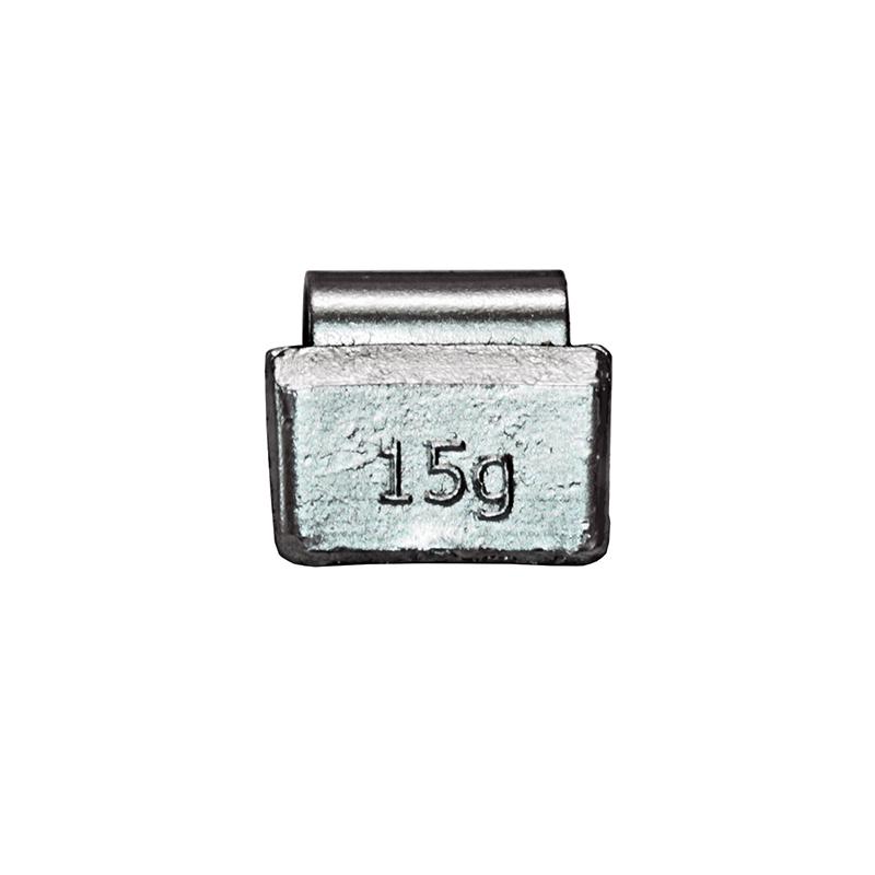 Груз балансировочный 15 грамм ALU (упак./100шт.)