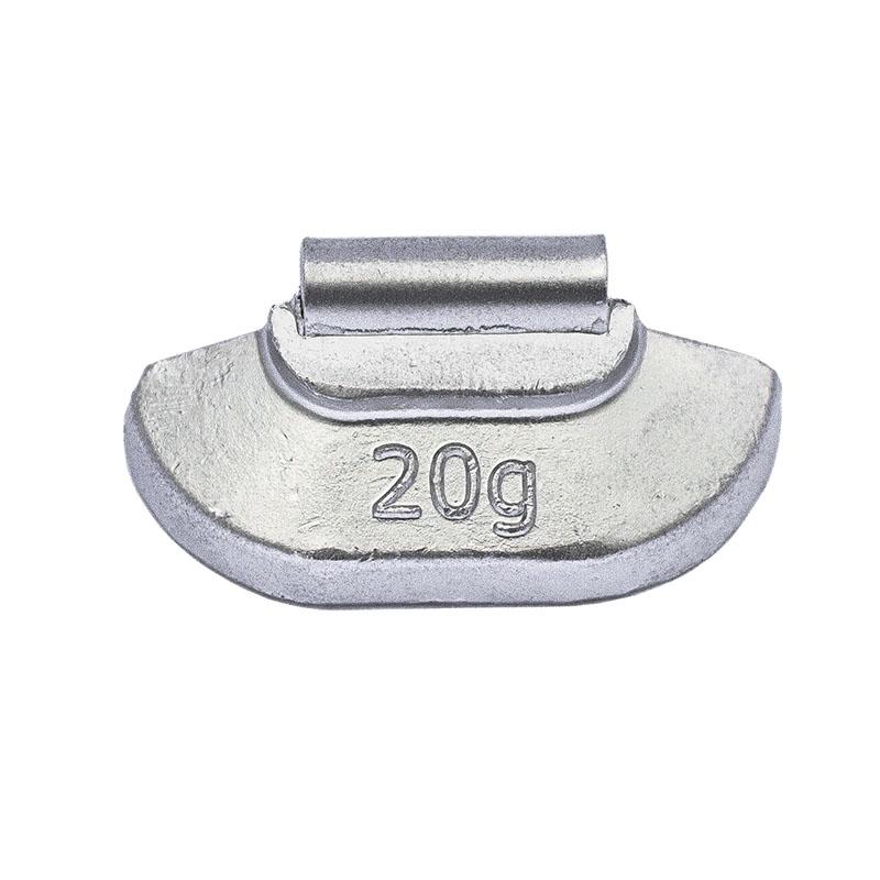 Груз балансировочный 20 грамм (упак./100шт.)