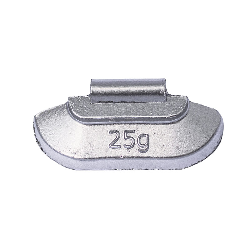Груз балансировочный 25 грамм (упак./100шт.)