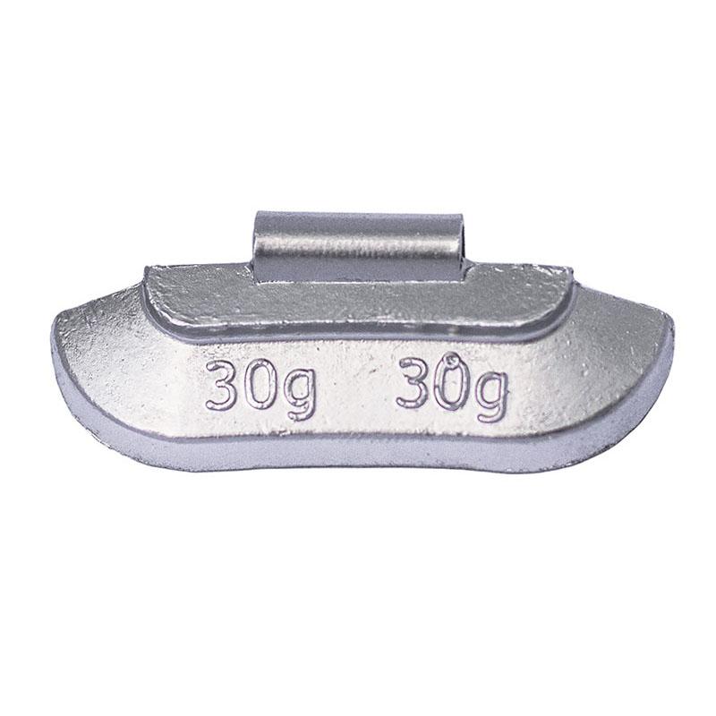 Груз балансировочный 30 грамм (упак./100шт.)