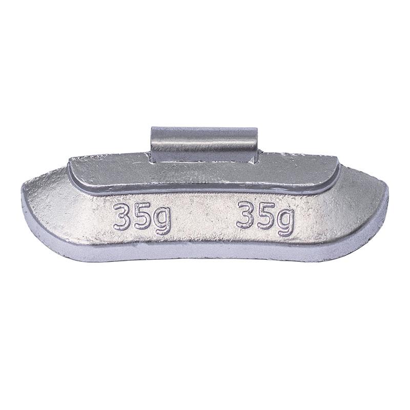 Груз балансировочный 35 грамм (упак./100шт.)