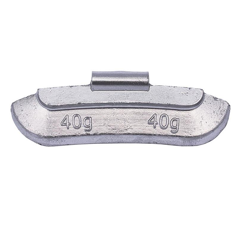 Груз балансировочный 40 грамм (упак./100шт.)