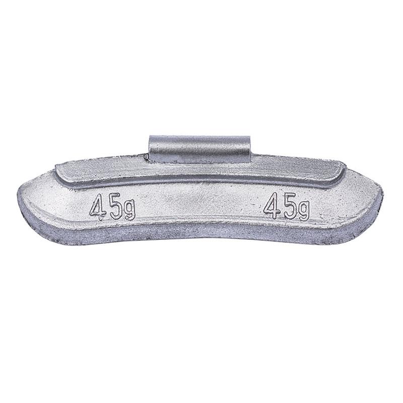 Груз балансировочный 45 грамм (упак./100шт.)