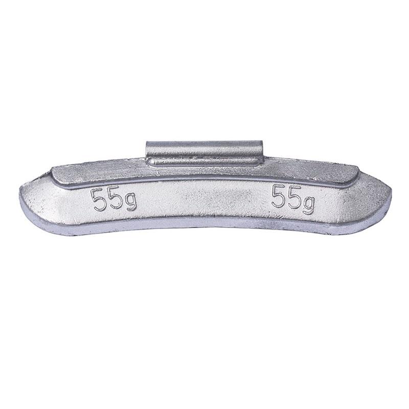 Груз балансировочный 55 грамм (упак./100шт.)