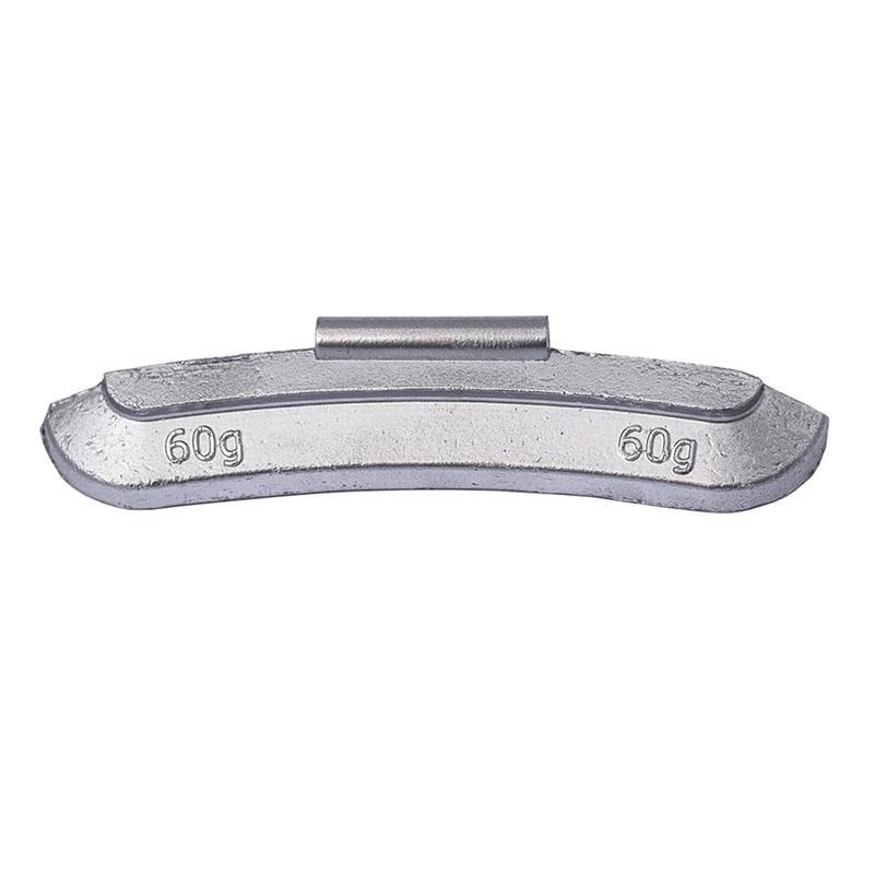 Груз балансировочный 60 грамм (упак./100шт.)
