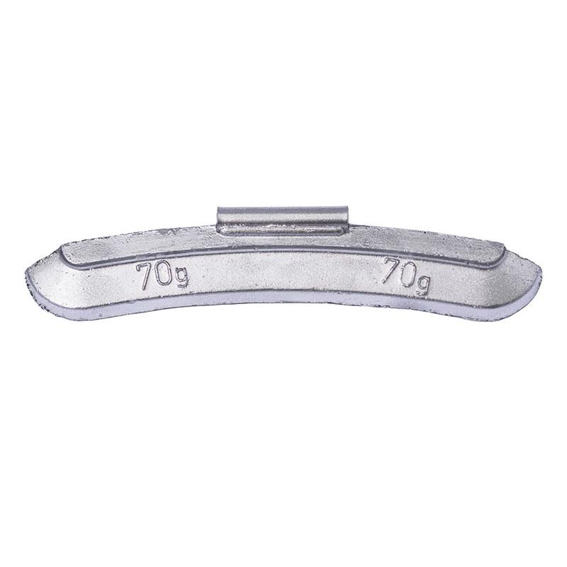 Груз балансировочный 70 грамм (упак./100шт.)