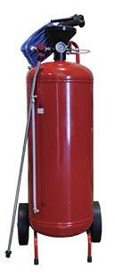 Пеногенератор 100 литров (Красный) Италия