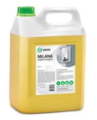 """Жидкое крем-мыло """"Milana"""" молоко и мед  (канистра 5 кг)"""