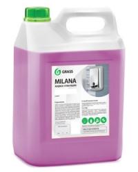 Жидкое крем-мыло Milana черника в йогурте  (канистра 5 кг)