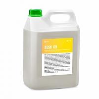 Дезинфицирующее средство на основе изопропилового спирта DESO C9 (5000 мл)