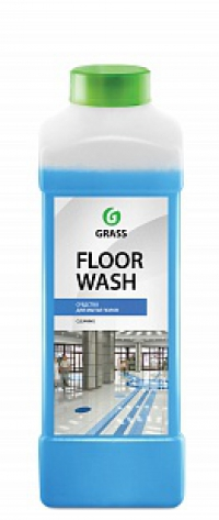 """Нейтральное средство для мытья пола """"Floor wash"""" (канистра 1 л)"""