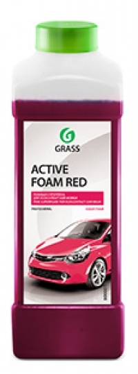 "Активная пена ""Active Foam Red"" (канистра 1л)"
