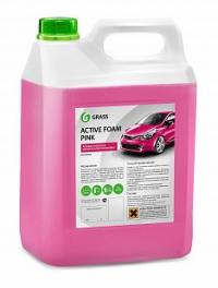 "Активная пена ""Active Foam Pink"" (канистра 6 кг.)"