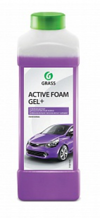 "Активная пена ""Active Foam Gel +"" (канистра 1 л)"