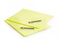 Набор водопоглощающих салфеток AION Professional Chamois, 2 шт., 43х33 см, желтые