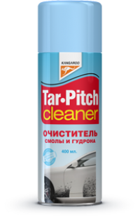 Очиститель смолы и гудрона Tar-Pitch Cleaner