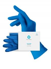 Комплект перчатки латексные, размер L