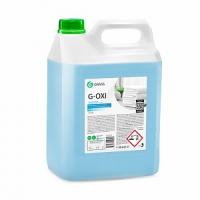 Пятновыводитель-отбеливатель G-Oxi для белых вещей с активным кислородом (канистра 5,3 кг)
